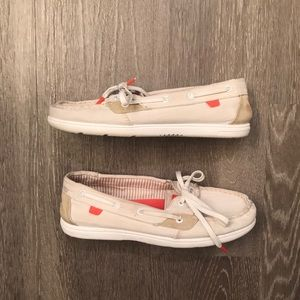 Sperry Shoresider Boat Shoes Women's Size 6 M